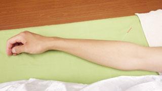 治療の流れ3:浅草橋のマッサージ ぎっくり腰、はり、骨盤矯正なら 森の治療院