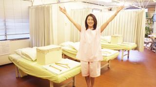 リラックスできる治療環境にこだわります:浅草橋のマッサージ ぎっくり腰、はり、骨盤矯正なら 森の治療院
