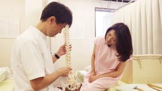 診立て→治療法→効果の丁寧な説明:東京のマッサージ ぎっくり腰、はり、骨盤矯正なら 森の治療院