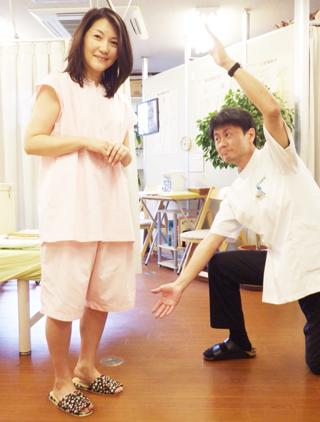 患部だけでなく全身を診る治療:東京のマッサージ ぎっくり腰、はり、骨盤矯正なら 森の治療院